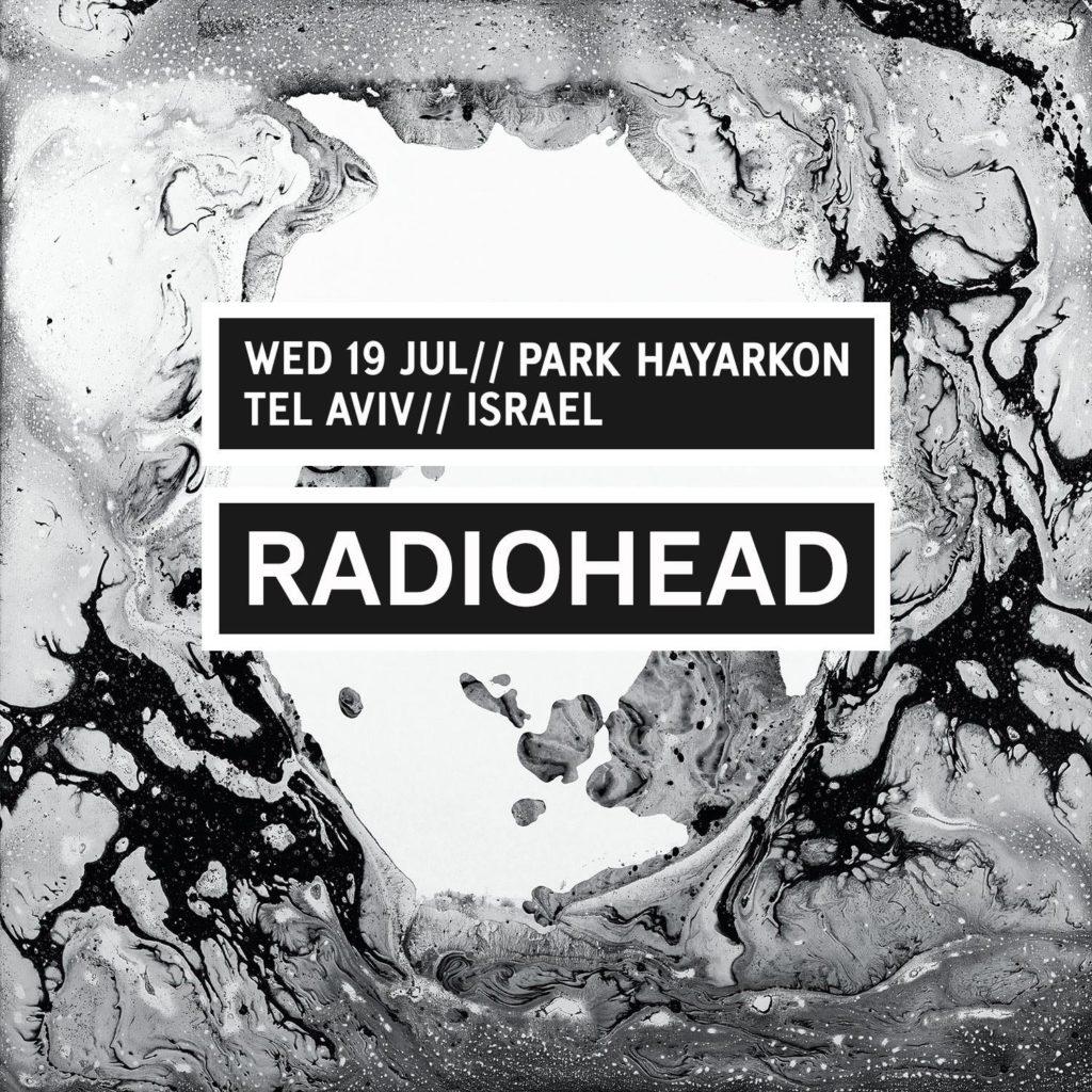 Panggung Radiohead Terancam Batal di Israel