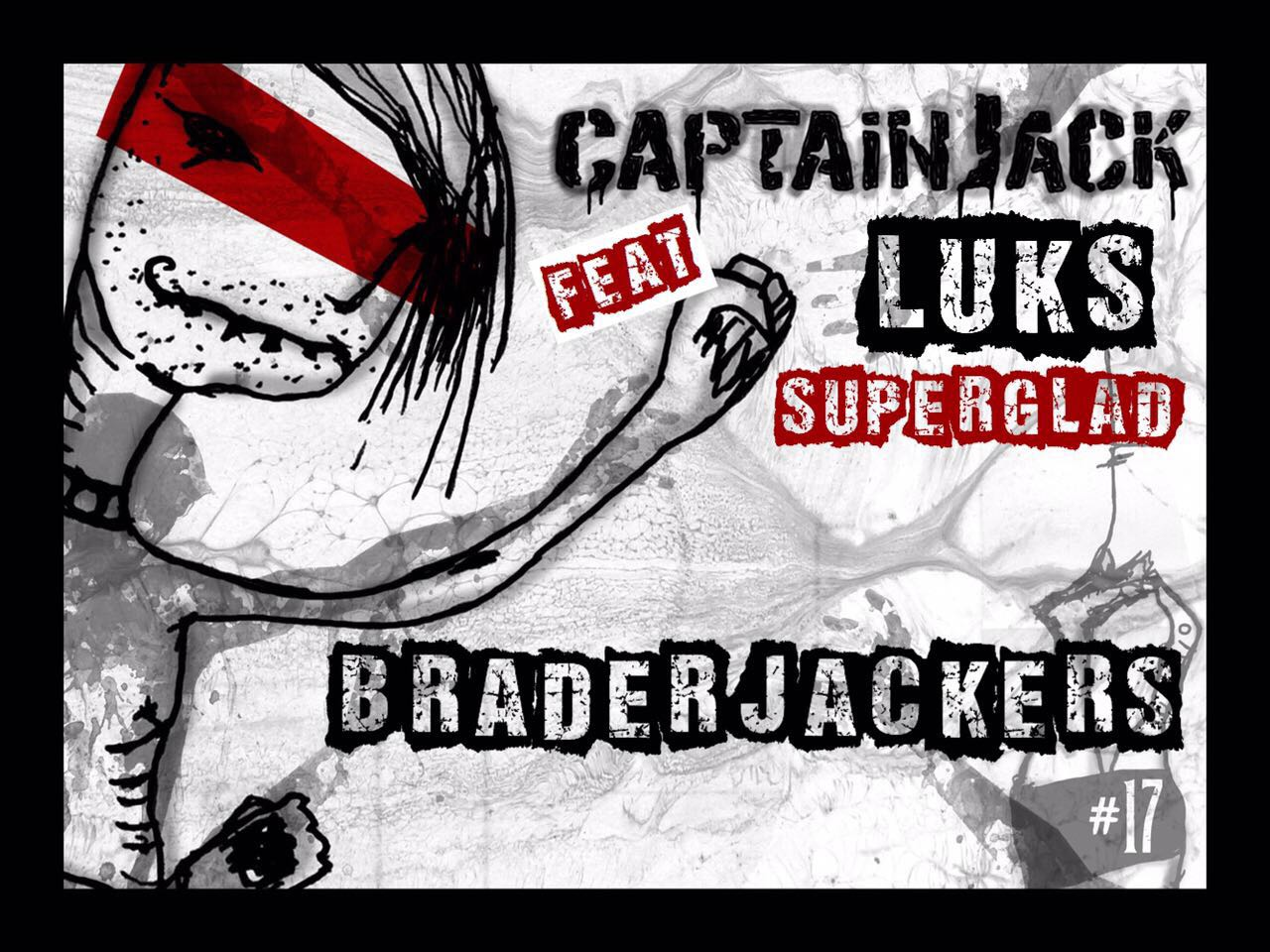 Captainjack Rilis Single Baru 'Brader  Jackers'