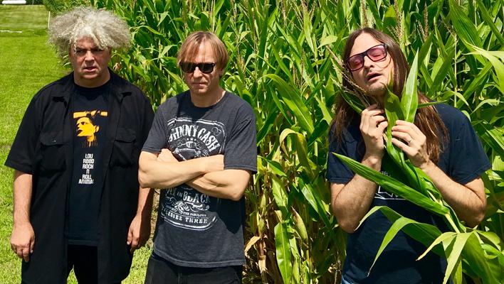 Album Baru The Melvins Gelap dan Berat