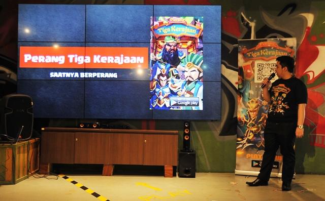 Perang Tiga Kerajaan, Game Berlatar Cerita Samkok