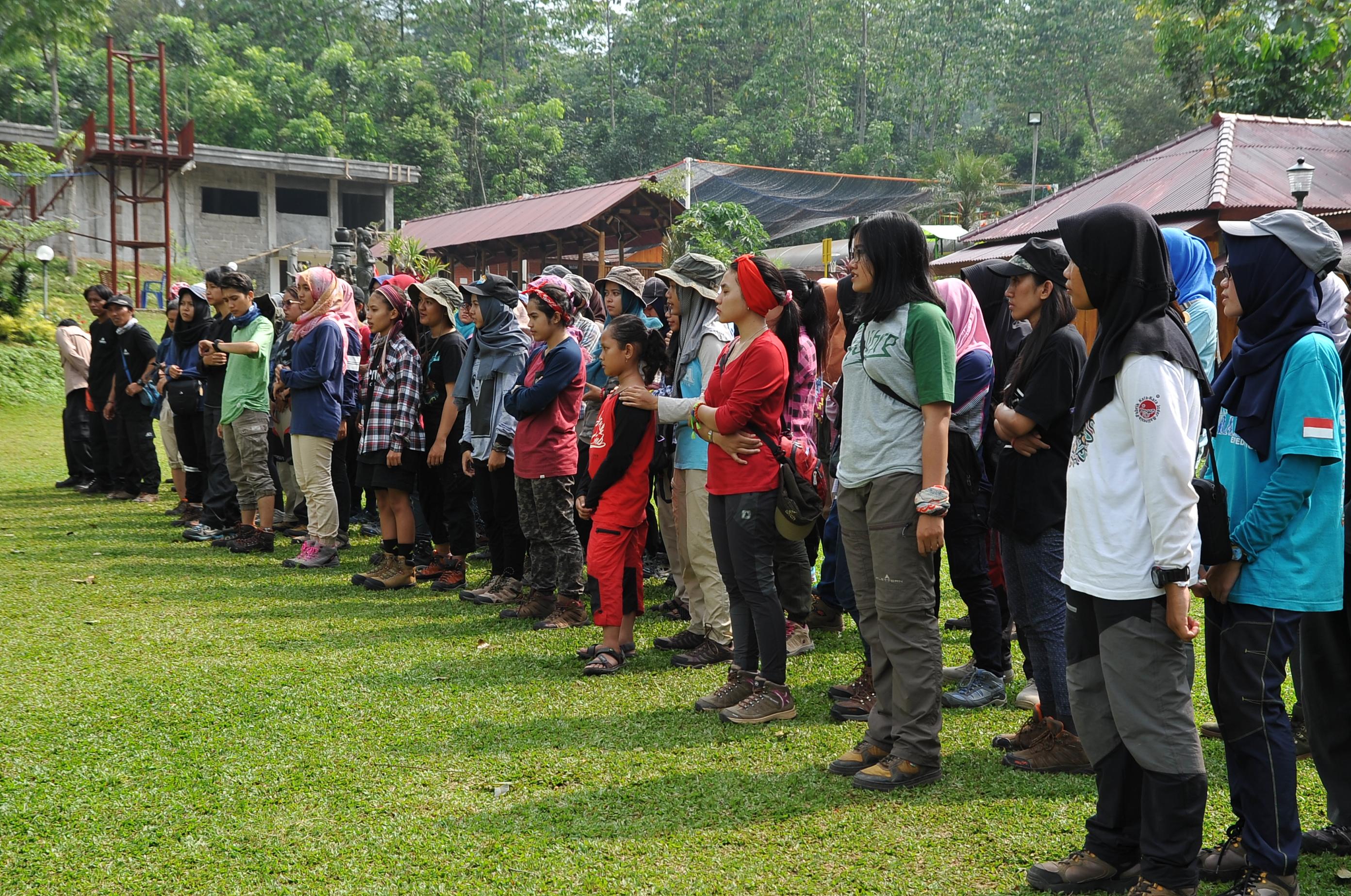 WAC 2017: Peringati Hari Kartini dengan Berpetualang