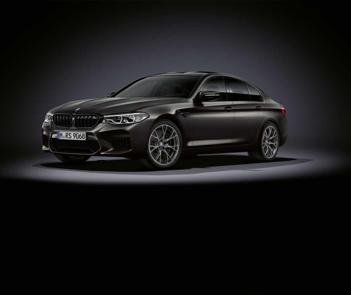 BMW M5 Edisi 35 Tahun Mengaspal di Indonesia, Harga Rp5 Miliar