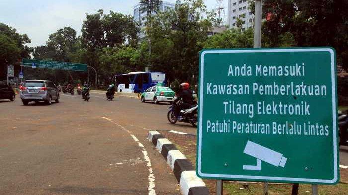 81 CCTV di 25 Titik di Jakarta untuk Tilang Elektronik, Ini Daftarnya!