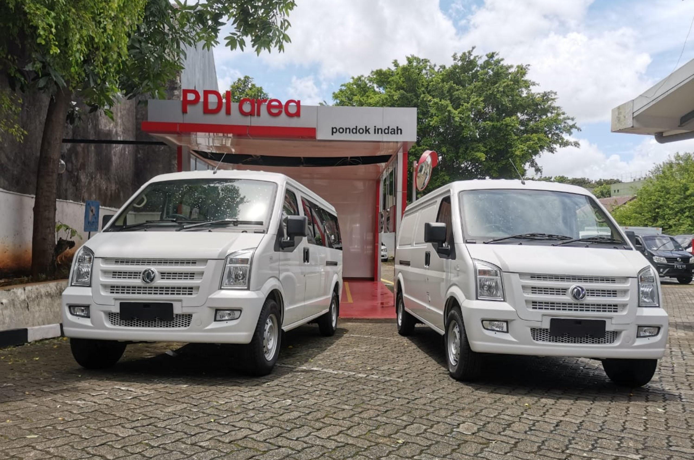 DFSK Gelora, Van Buatan Indonesia Dijual Seharga Rp185 Juta