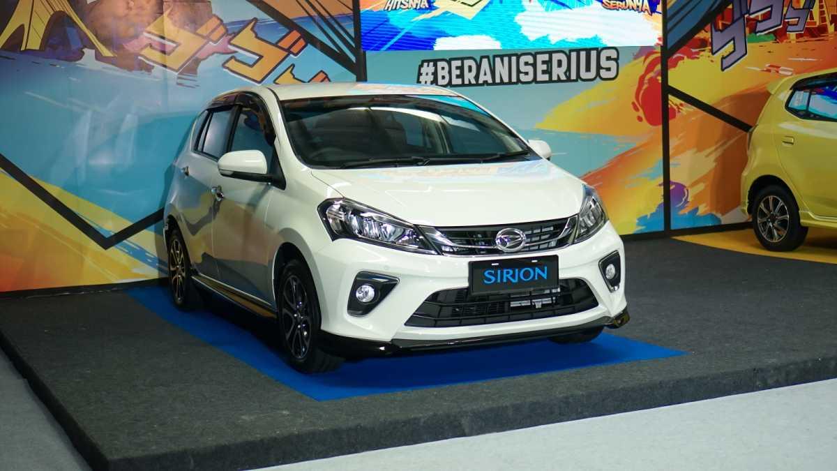 Tembus Rp 200 Jutaan Lebih, Masih Layakkah Daihatsu Sirion Dibeli?