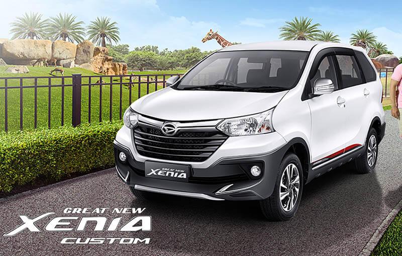 Bocoran Daihatsu Xenia Terbaru, Bakal Ada yang Bermesin 1.500cc