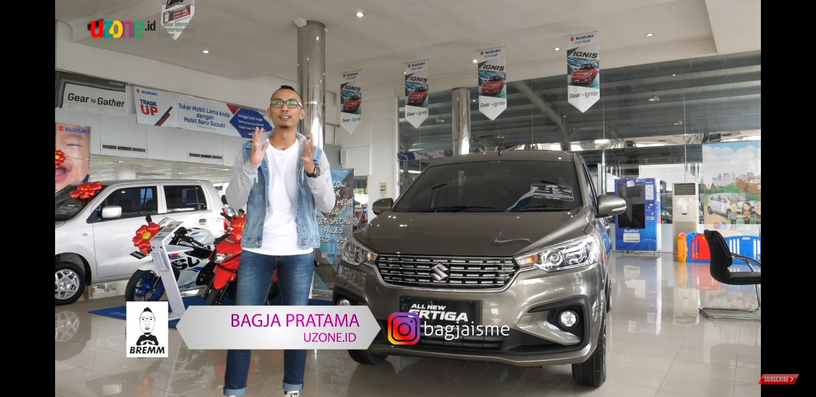 Tonton Video Review Suzuki Ertiga Improvement 2019, Signifikansip!