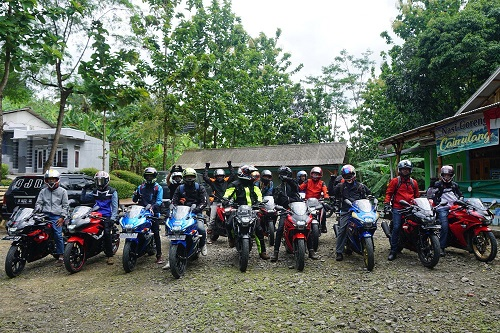 Touring GI-JOE, Gelar Lomba Mewarnai Helm Anak