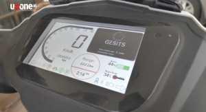 Saat dinyalakan, pada MID sudah tersedia baterai dengan isi 45 persen