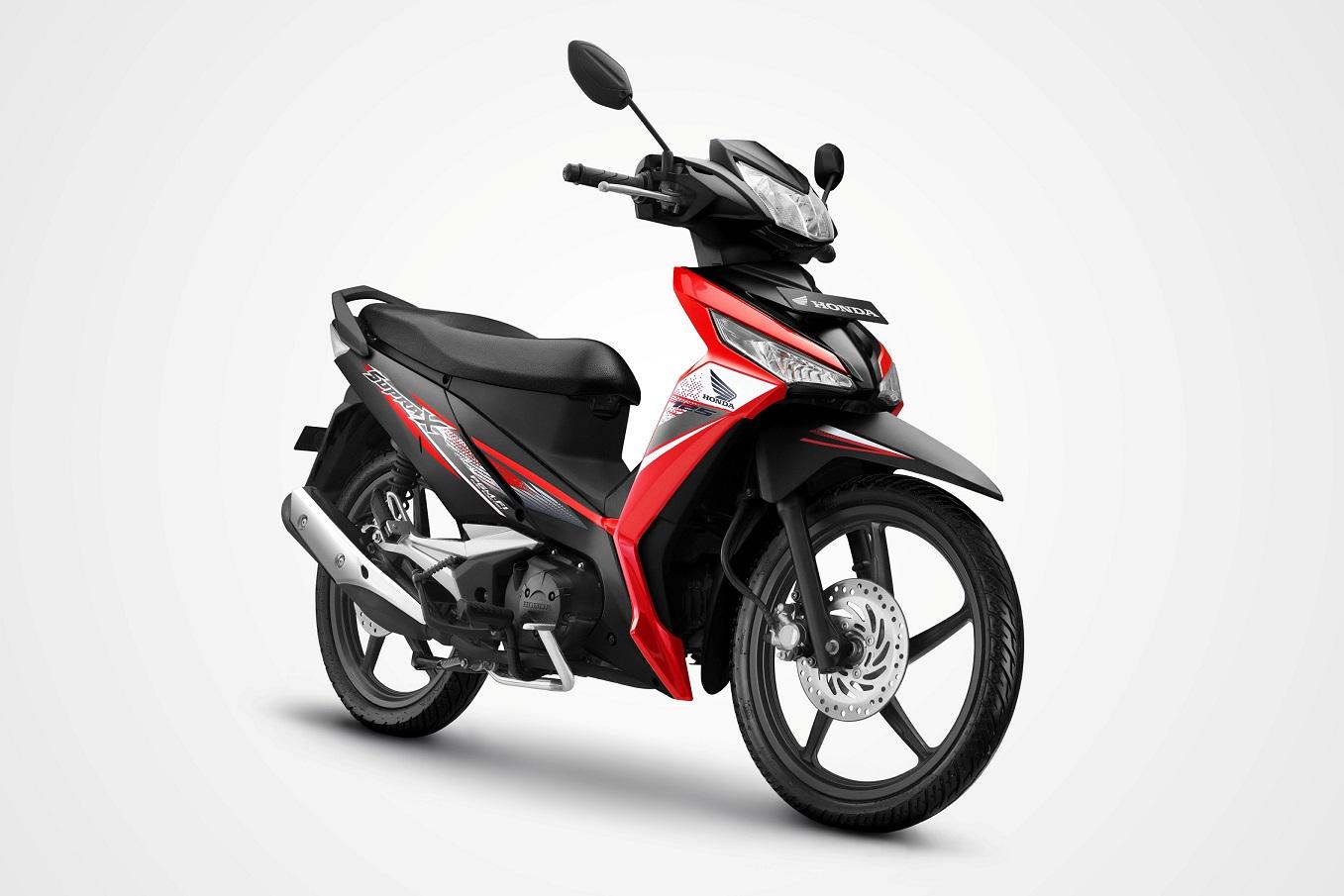 Anti Punah-Punah Club, Honda Kasih Stiker Baru untuk Supra X 125 FI