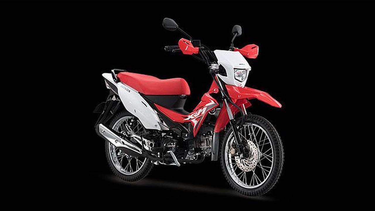 Wah, Honda Punya Motor Bebek Bergaya Trail Toh, Yeay on Nay?