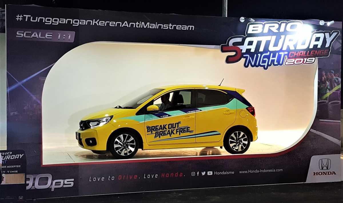 Mobil Terlaris Awal Tahun, Brio Nyaris Salip Avanza