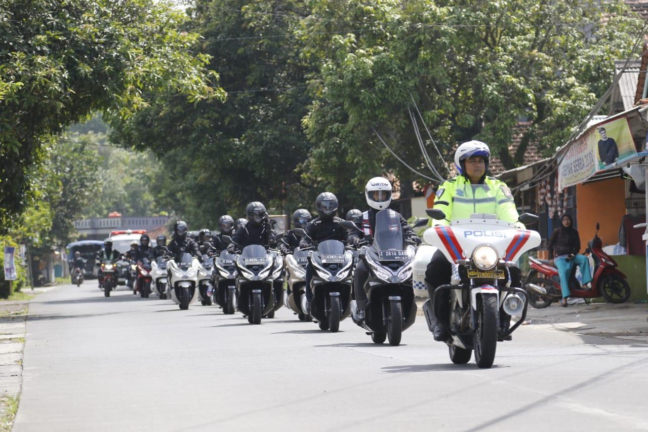 Pengguna Motor di Jawa Barat 82 Persen Bermerek Honda