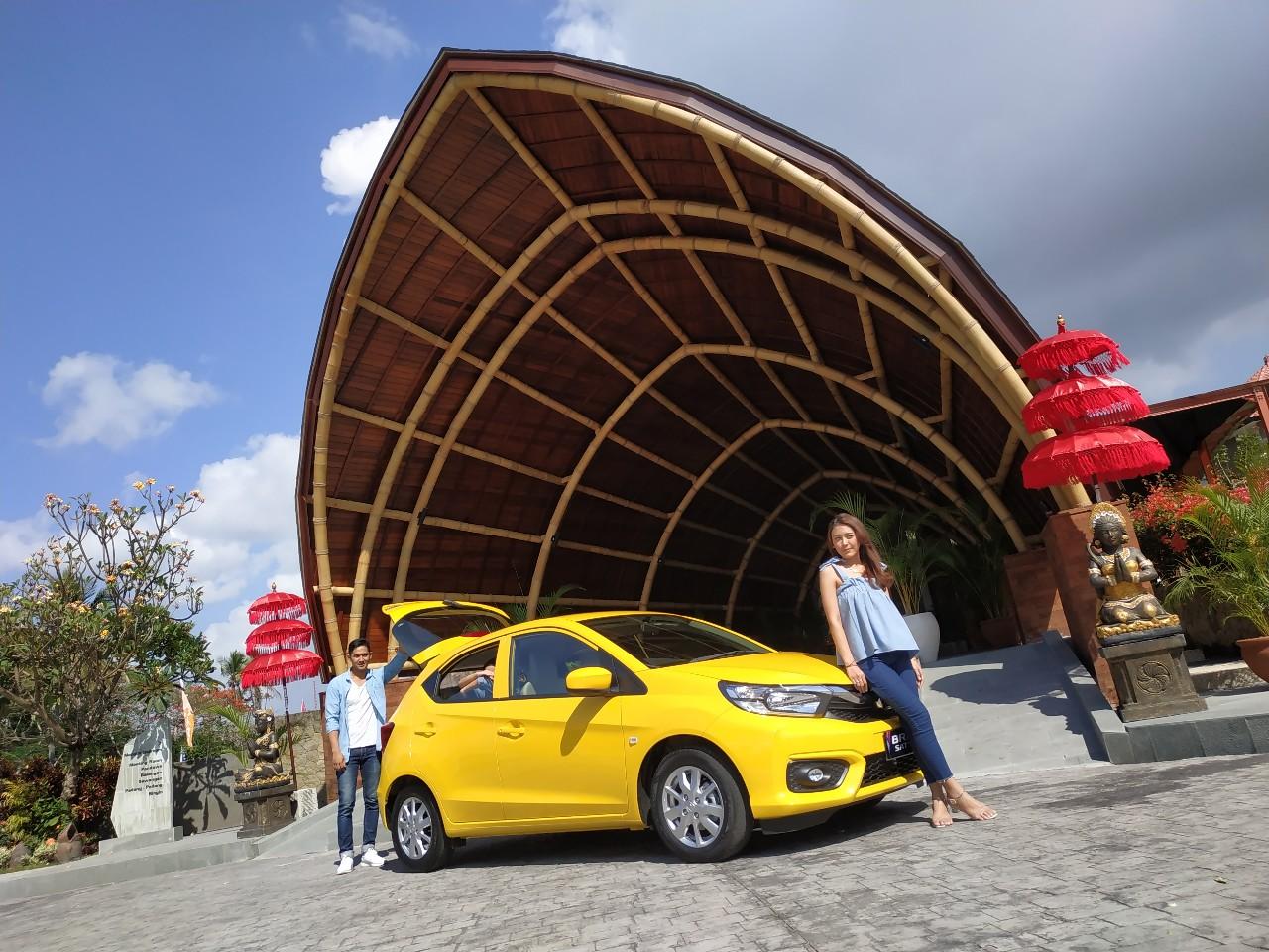 Dua Bulan Beruntun, All New Honda Brio jadi Mobil Terlaris di Indonesia