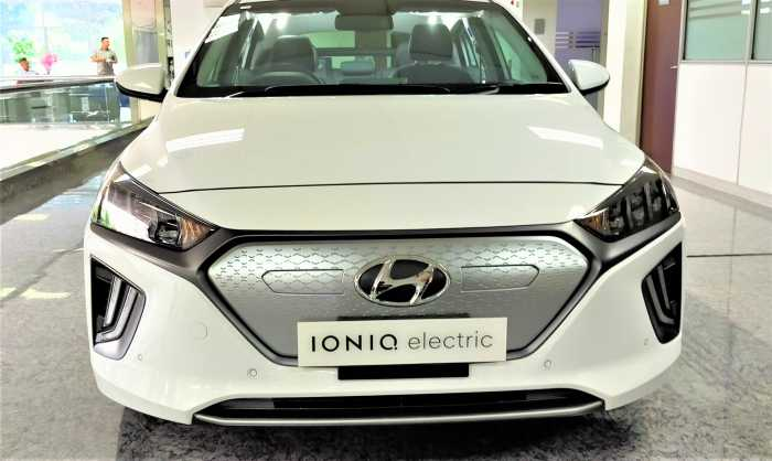 Hyundai Luncurkan Sub-merek Ioniq Khusus Mobil Listrik