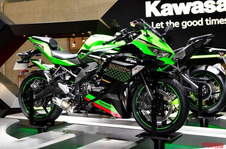 Prediksi Harga Tembus Rp100 Jutaan, Kawasaki Ninja 4 Silinder sudah Bisa Dipesan