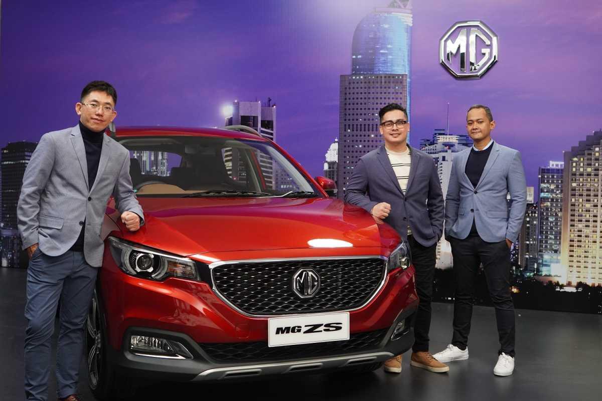 Akhirnya SUV MG ZS Resmi Diluncurkan, Dibawah Rp 300 Juta!