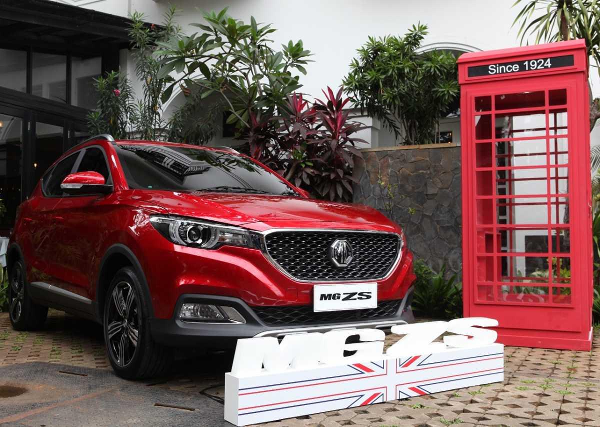 MG ZS Siap Diluncurkan dan Bisa Dicoba Minggu Depan
