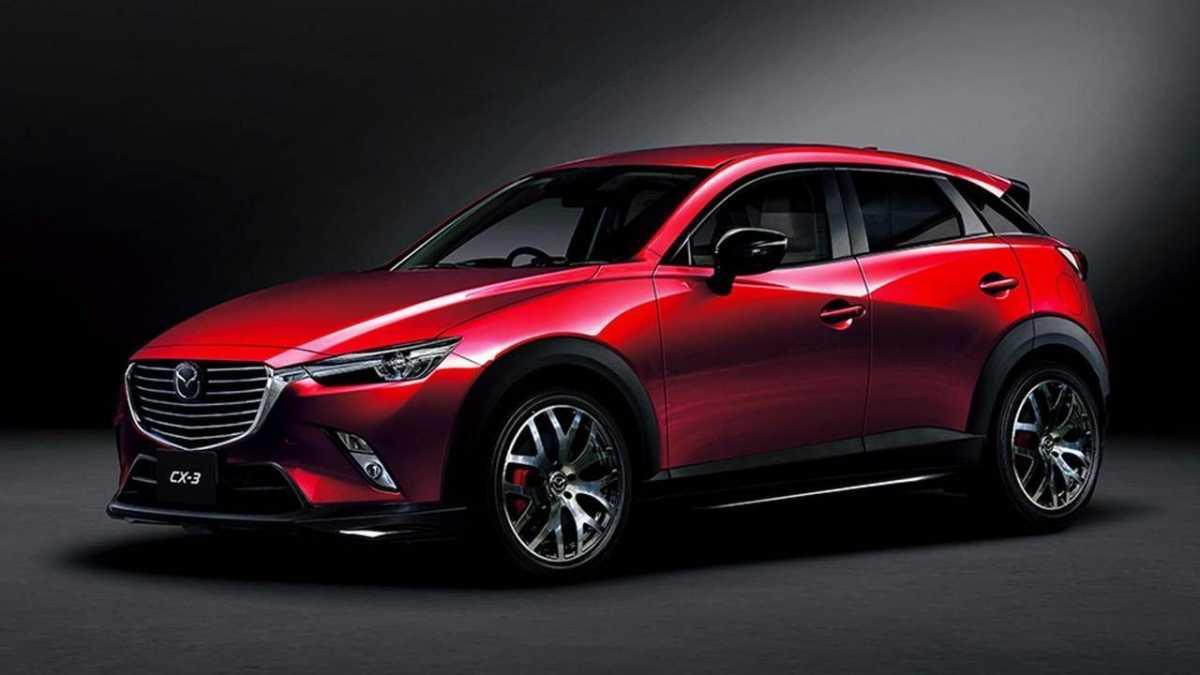 Crossover Kompak Mazda CX-3 juga Tersedia Tipe Baru