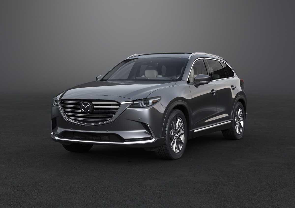 Mazda Luncurkan CX-9 dengan Tambahan Fitur Baru