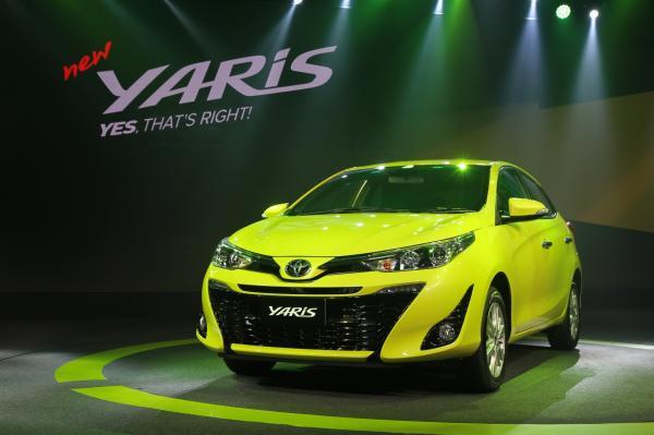 New Toyota Yaris 2018 Siap Meluncur