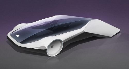 Apple Uji Coba Lagi Mobil Otonom