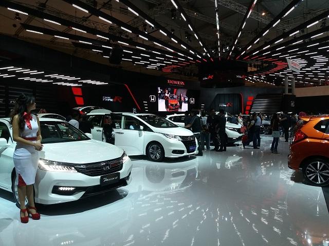 Honda Dominasi Pasar Hatchback Indonesia