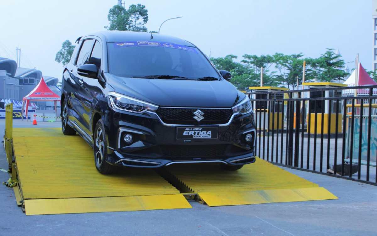 Suzuki Indonesia Setop Produksi Mobil 2 Minggu karena Covid-19