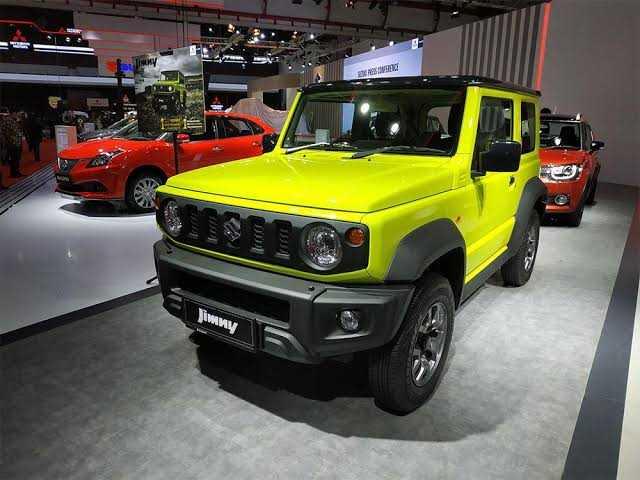 Ini Komentar Suzuki Indonesia Soal Jimny Malah Diproduksi di India
