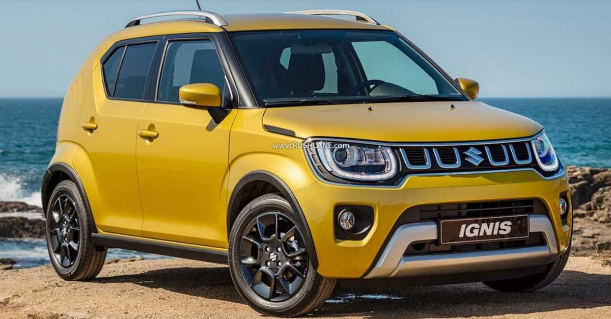 Eropa Kebagian Suzuki Ignis Facelift, Indonesia Kapan?