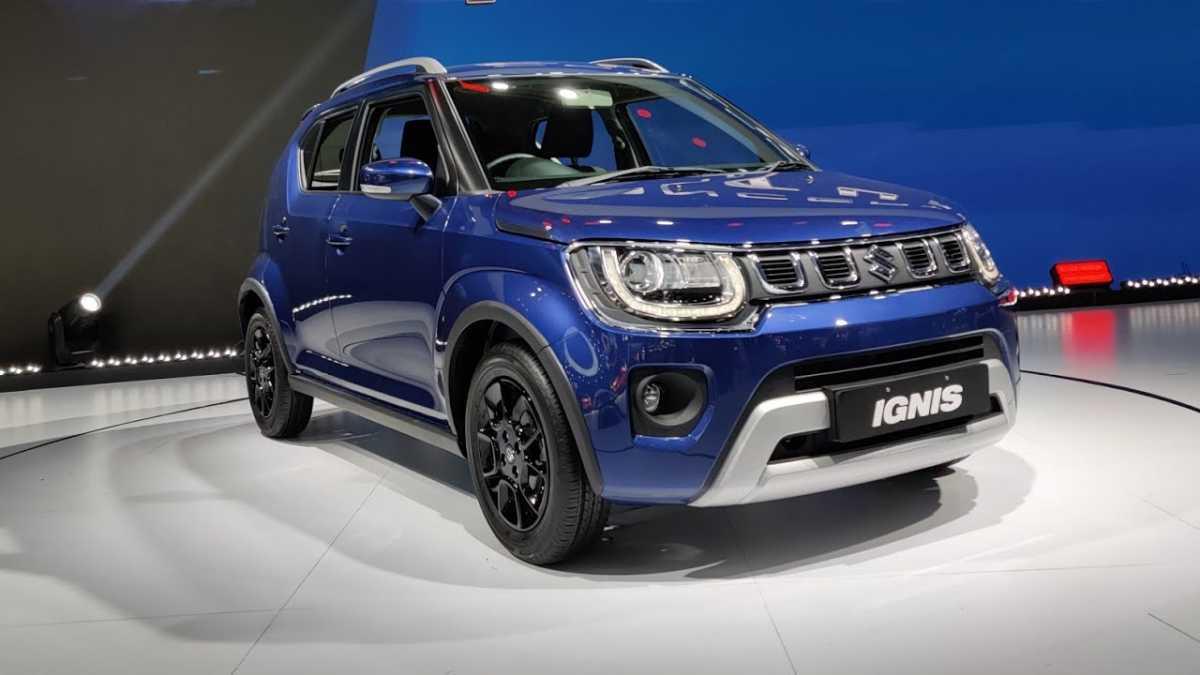 India Lockdown, Suzuki Ignis Facelift Udah Duluan Sampai di Indonesia