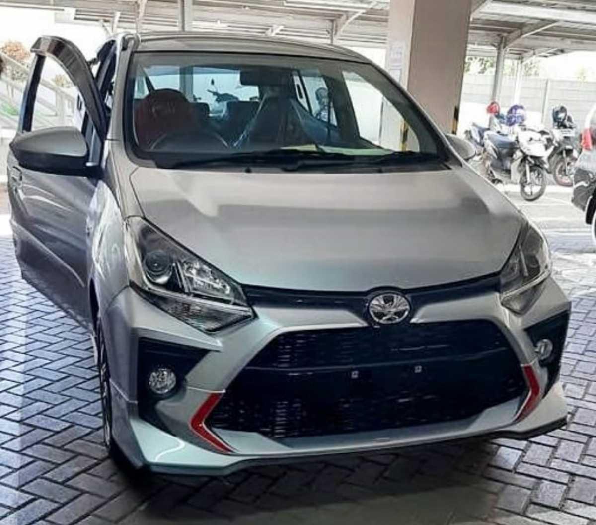 Toyota Agya Juga Facelift, Apa Aja yang Berubah?