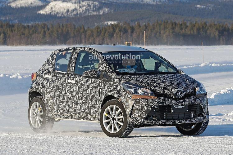 Toyota Starlet Bakal Dihidupkan Lagi, Berwujud Hatchback Crossover!