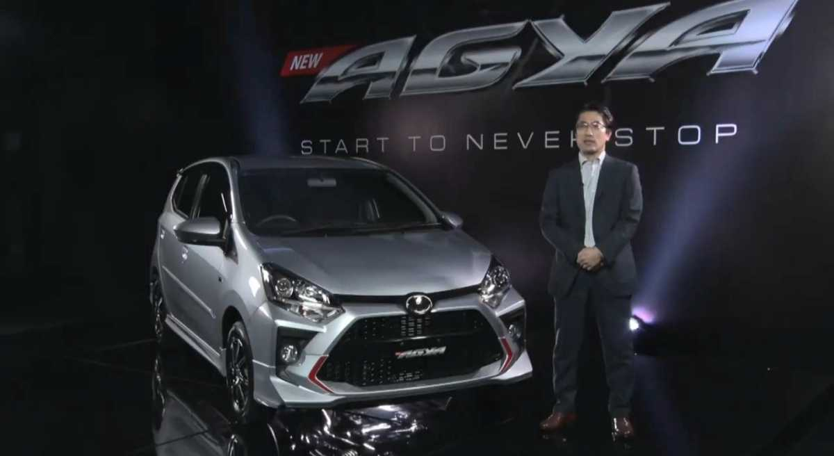 Toyota Agya Facelift Resmi Diluncurkan, Harga Naik Rp 500 Ribuan!