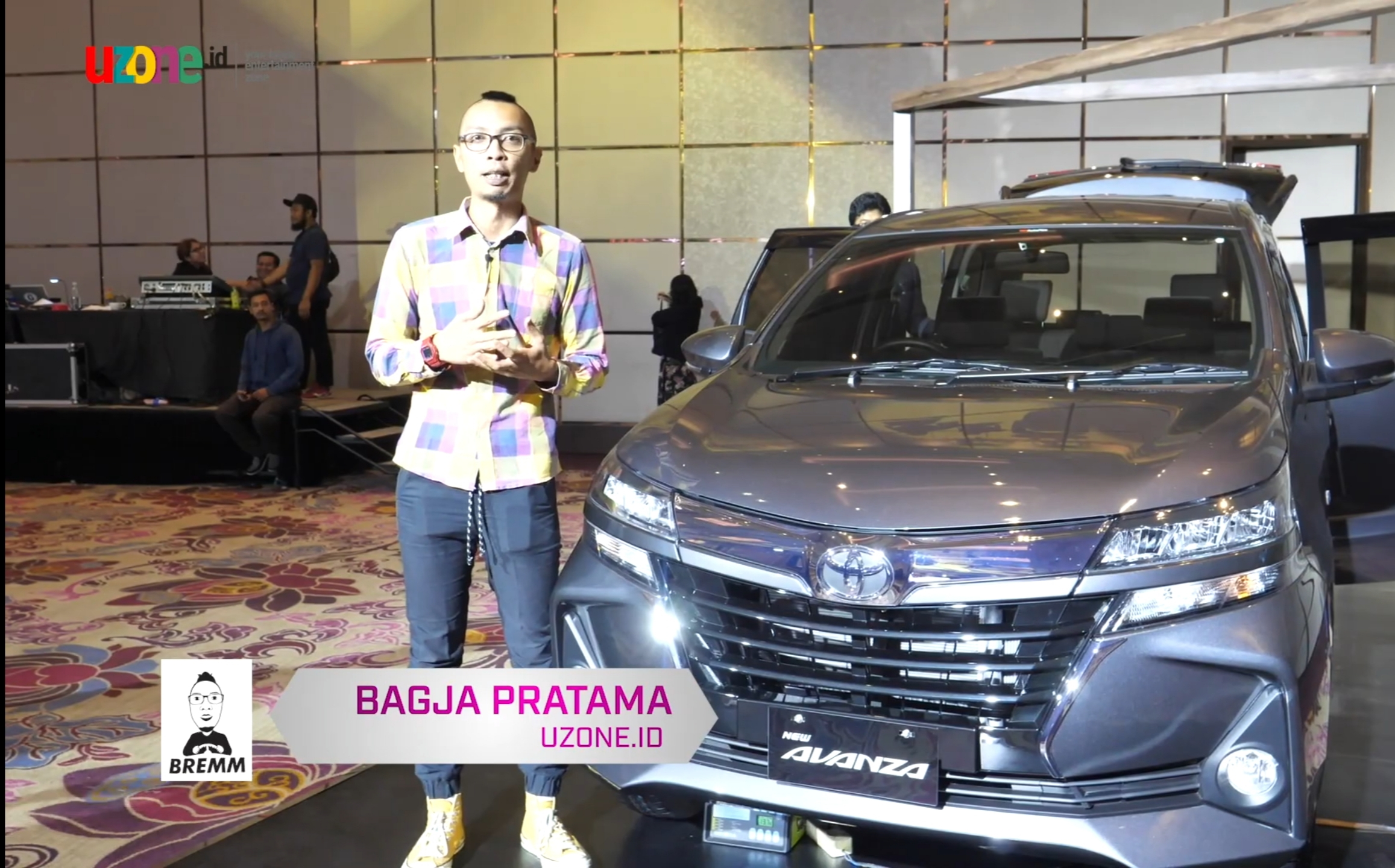 Video: First Impression Toyota Avanza Facelift
