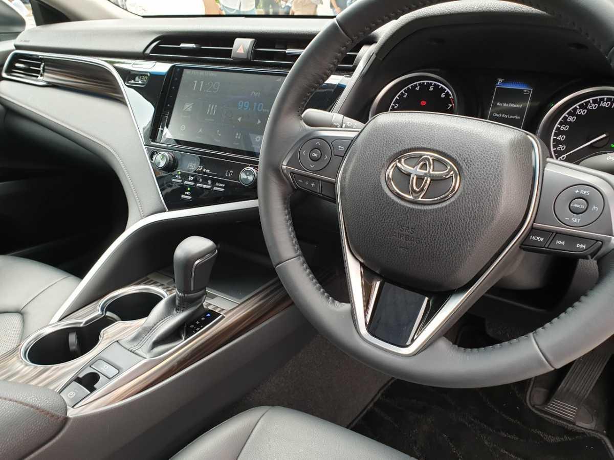 Satu Karyawan Toyota Positif Corona