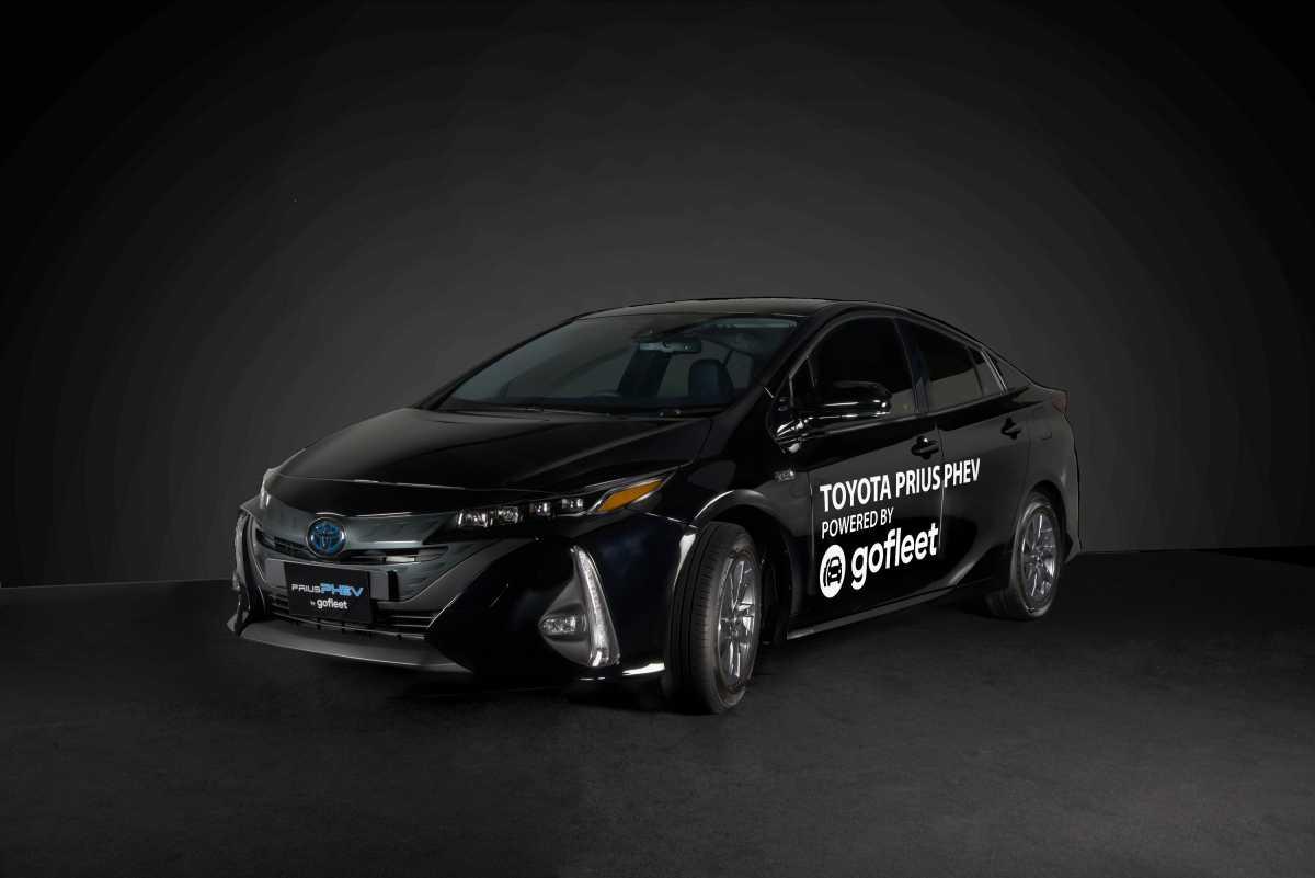 Toyota Prius PHEV Resmi Dikenalkan di Indonesia, Langsung Buat GoFleet!