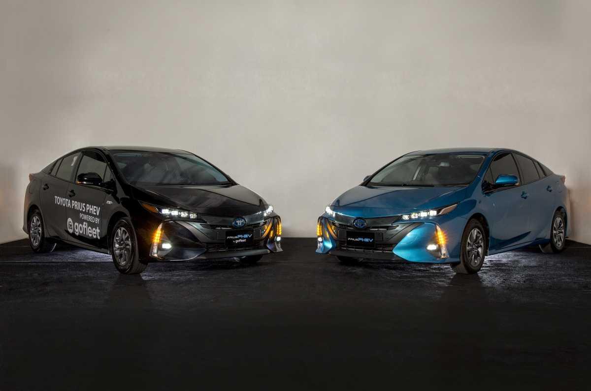 Spesifikasi dan Fitur Toyota Prius PHEV