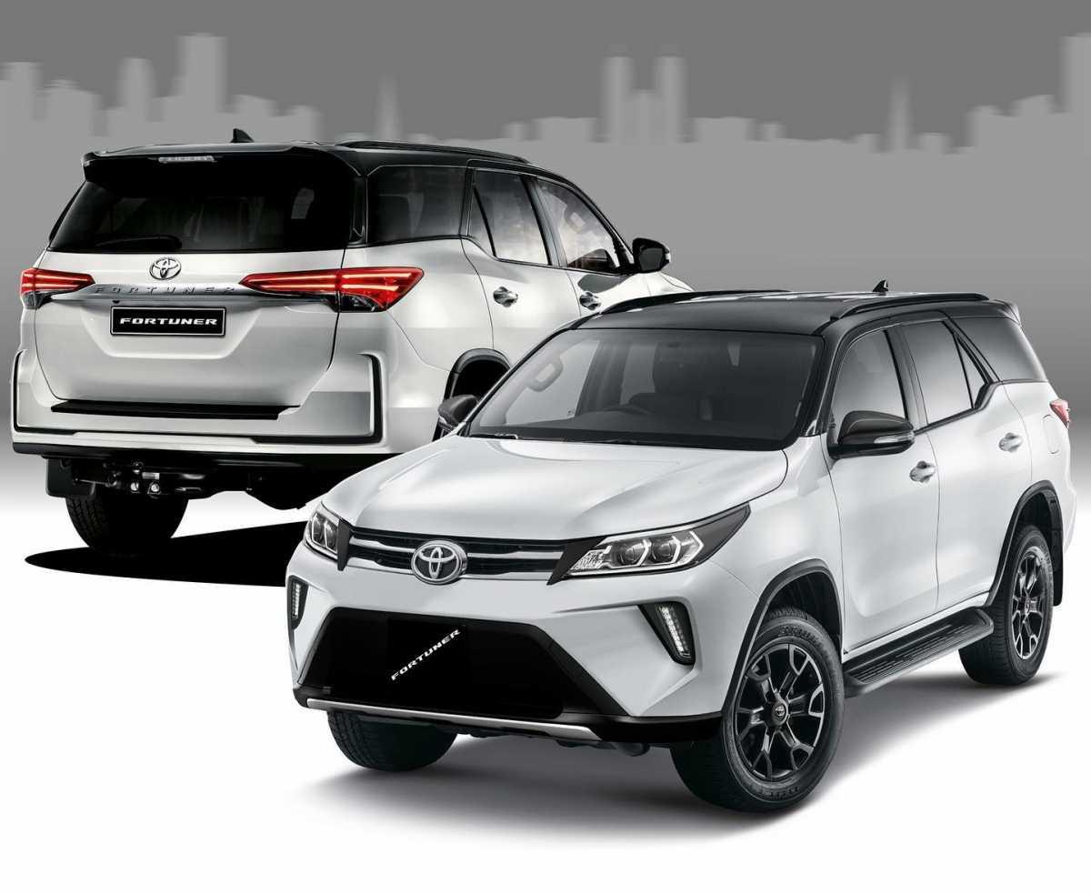 Toyota Segera Hadirkan Fortuner Facelift, Ini yang Berubah