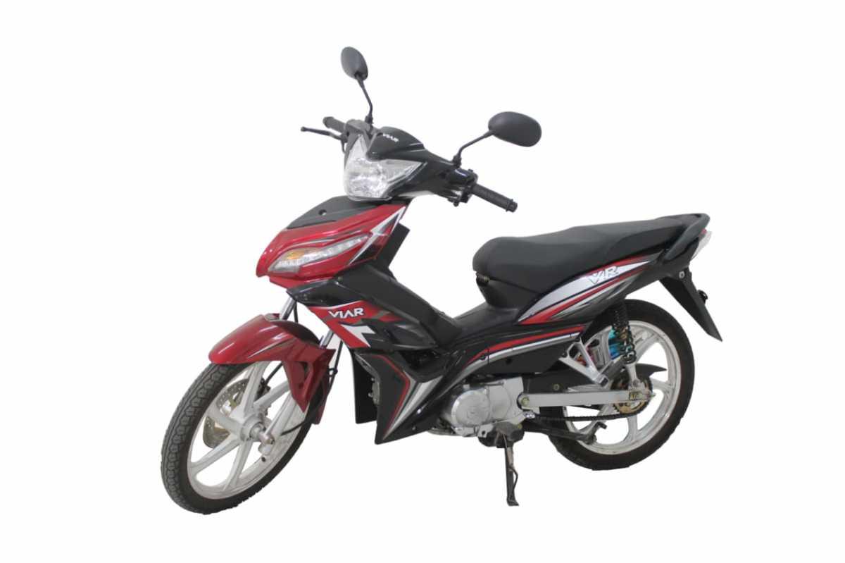 Viar Star NX, Motor Bebek Lokal Seharga 9 Jutaan!