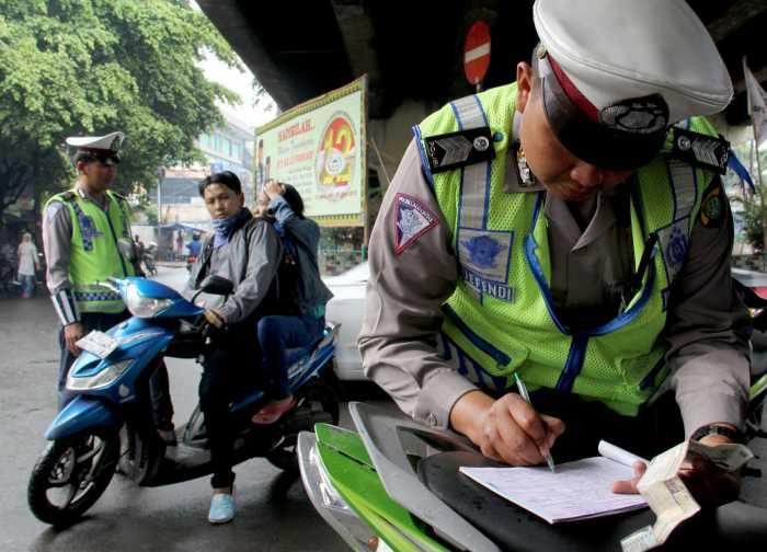 15 Pelanggaran yang Bakal Ditilang dalam Operasi Patuh Jaya 2020