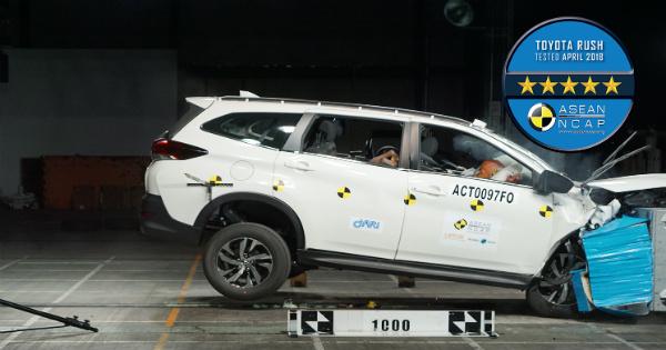 Hasil Uji Tabrak SUV Populer di Indonesia, Mana yang Paling Aman?