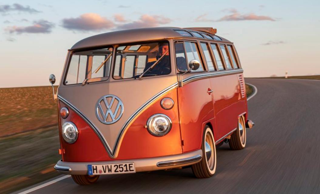 VW Combi Klasik Dihidupkan Lagi dengan Tenaga Listrik