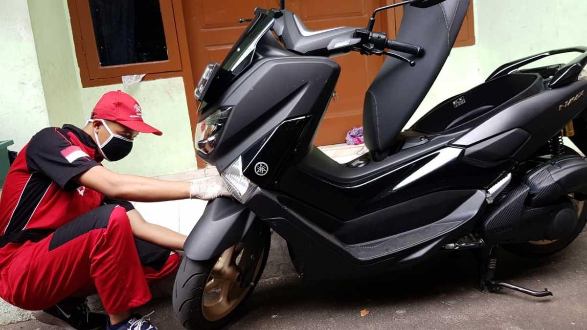 Yamaha Tawarkan Program Service Motor di Rumah