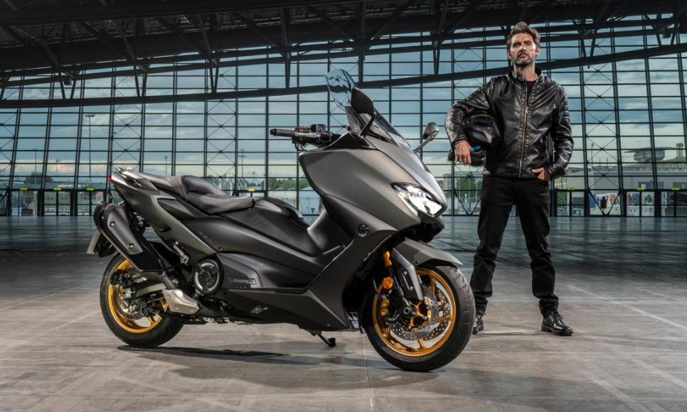 Yamaha TMax Mesin 560 cc Akan Dirilis 8 Mei