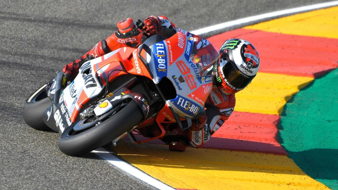 Ngebut 330 Kpj, Teknologi ini Bantu motor MotoGP Gak Kepeleset
