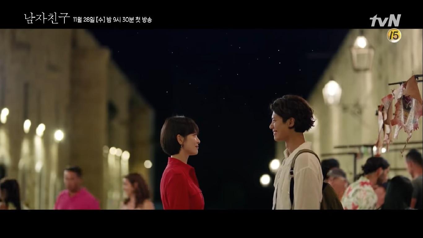Song Hye Kyo Berakting Mesra di Drama Korea 'Encounter', Ini Komentar Song Joong Ki