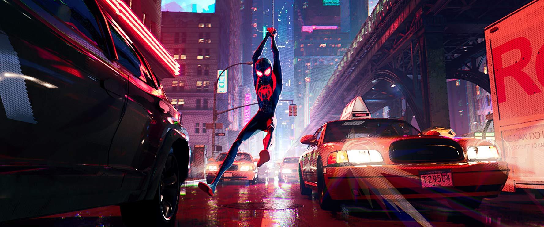 Belum Juga Tayang, Film Animasi 'Spider-Man' Masuk Nominasi Golden Globe