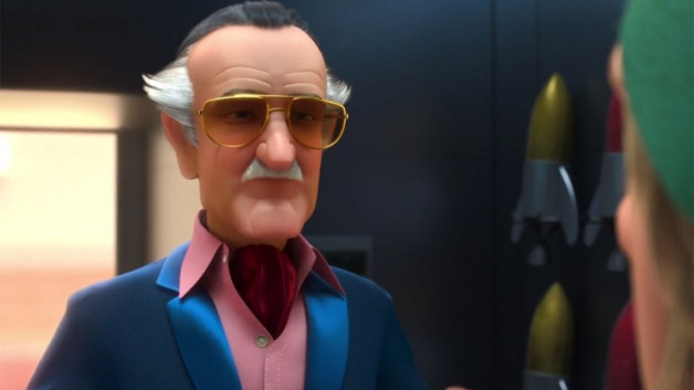 Ada Cameo Stan Lee di Sekuel Film Animasi 'Ralph Breaks the Internet'
