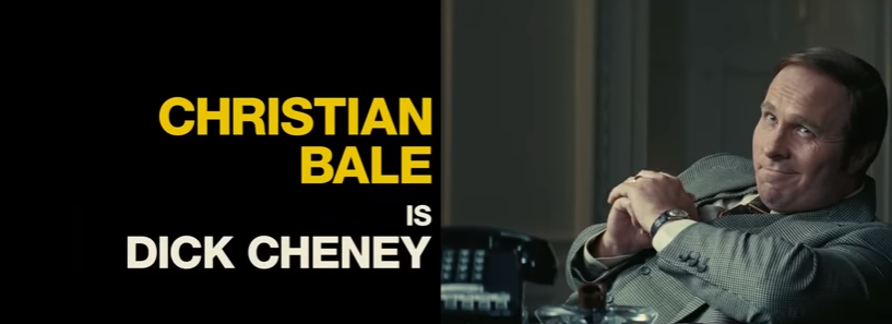 Transformasi Mantan Batman di Trailer Film 'Vice' ini Bikin Pangling